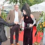 Flora Burggraaf 25 jaar winkelcentrum Flora