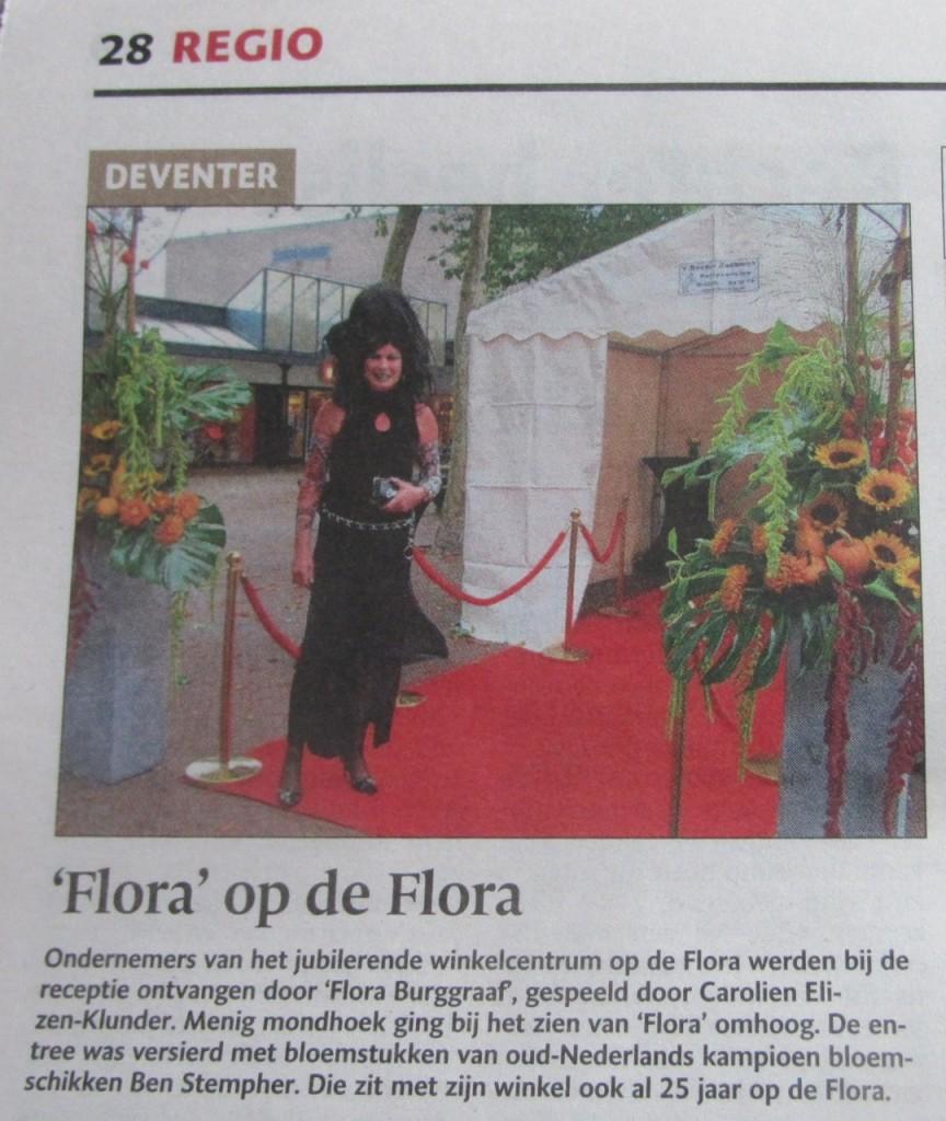 Flora Burggraaf