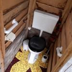 WC tuin Typisch Carolien